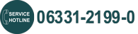 Service Hotline: 06331.21990